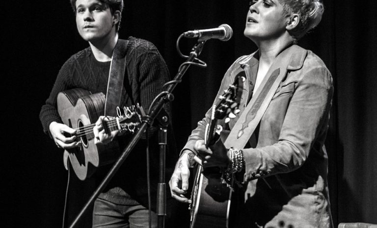 TLR Double: Amy Wadge & Luke Jackson