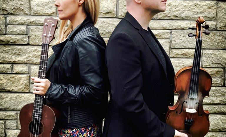 Heidi Talbot and John McCusker