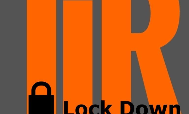 Lock Down Voucher