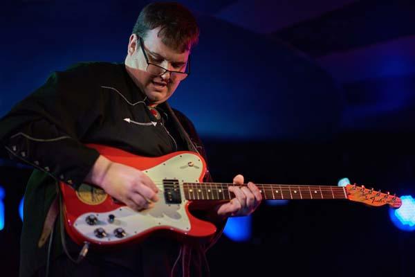 James Oliver Band (WAL)